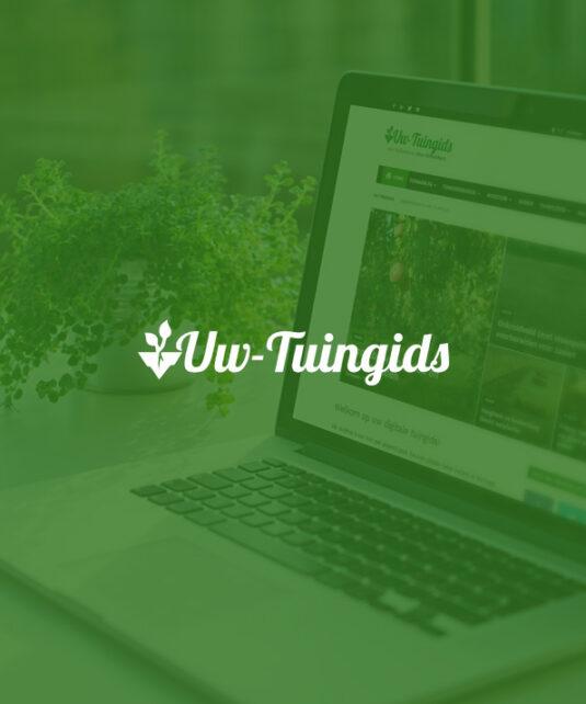 Koop een bedrijf - Uw-Tuingids website