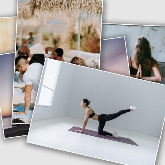 Koop een bedrijf - YogaZoeker concept