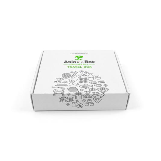 Asia in a box - Breng Azië thuis bij je klanten