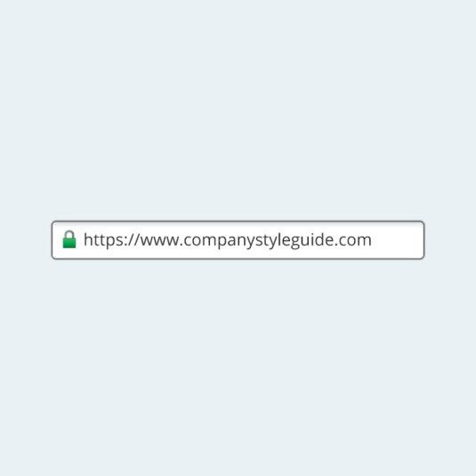 companystyleguide.com